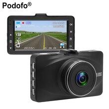 Sale Podofo 3″ Car Dash Camera Novatek 96655 Full HD 1080P Video Recorder Car DVR Camcorder Night Vision Dashcam Loop Recording DVRs