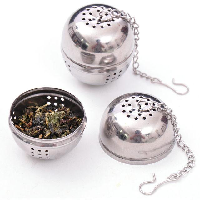 Stainless Steel Tea Egg Infuser 40mm