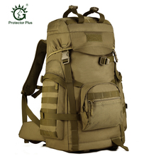 New 14iches Laptop Military Tactical Backpack Camping Bags Mountaineering Bag Men s Hiking Rucksack Travel Backpack