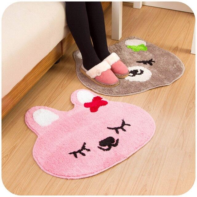 Aliexpress.com : Buy Microfiber carpet floor mats, stereo cartoon ...