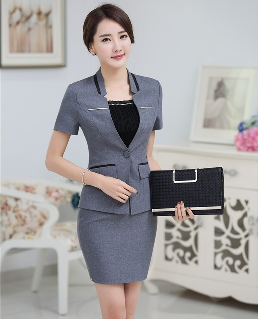 aliexpresscom comprar formal ol styles female work suits