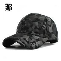 FLB 2017 Won T Let You Down Men And Women Baseball Cap Camouflage Hat Gorras