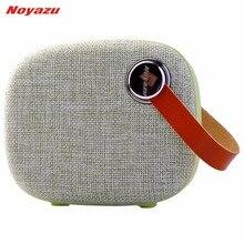 Noyazu T200 Handheld Fabric Art Bluetooth Blet Speaker Horn Diaphragm Wireless Max 32G Extension TF AUX Hand-free Loudspeakers