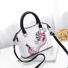 Женская сумка, модные повседневные женские сумки, роскошные сумки с принтом, дизайнерские сумки-мессенджеры на плечо, новые сумки для женщин