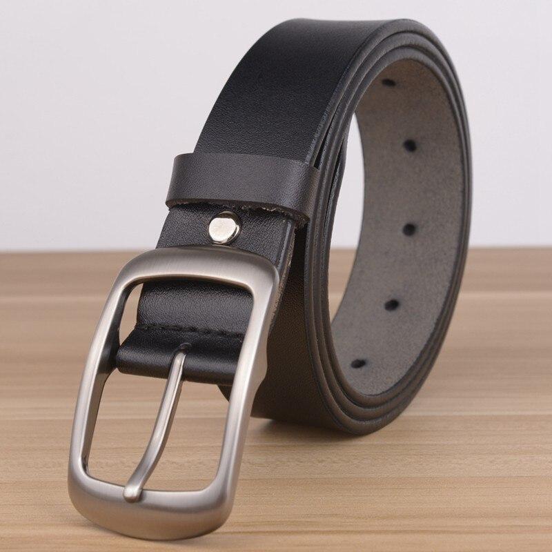 84bea12e1 2019 Hot Designer Belt Famous Brand Luxury Belts Men Belts Male Waist Strap  100% Cowskin Leather Alloy Buckle Belt-in Men s Belts from Apparel  Accessories ...