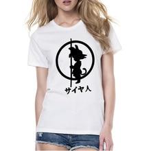 New Summer New Brand Fashion Dragon Ball Anime Son Goku Cosplay T-shirts Tops Tees Short Sleeve Casual T Shirts