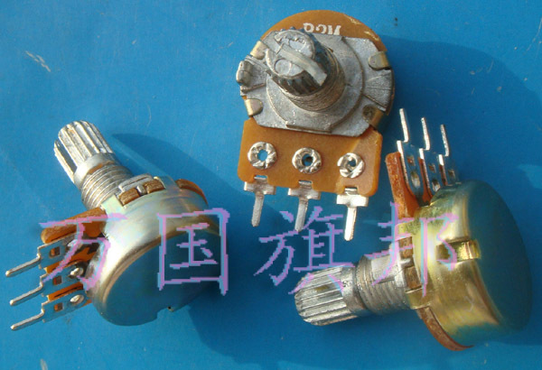 Free Delivery.WH148 tripod potentiometer B2M single short handle