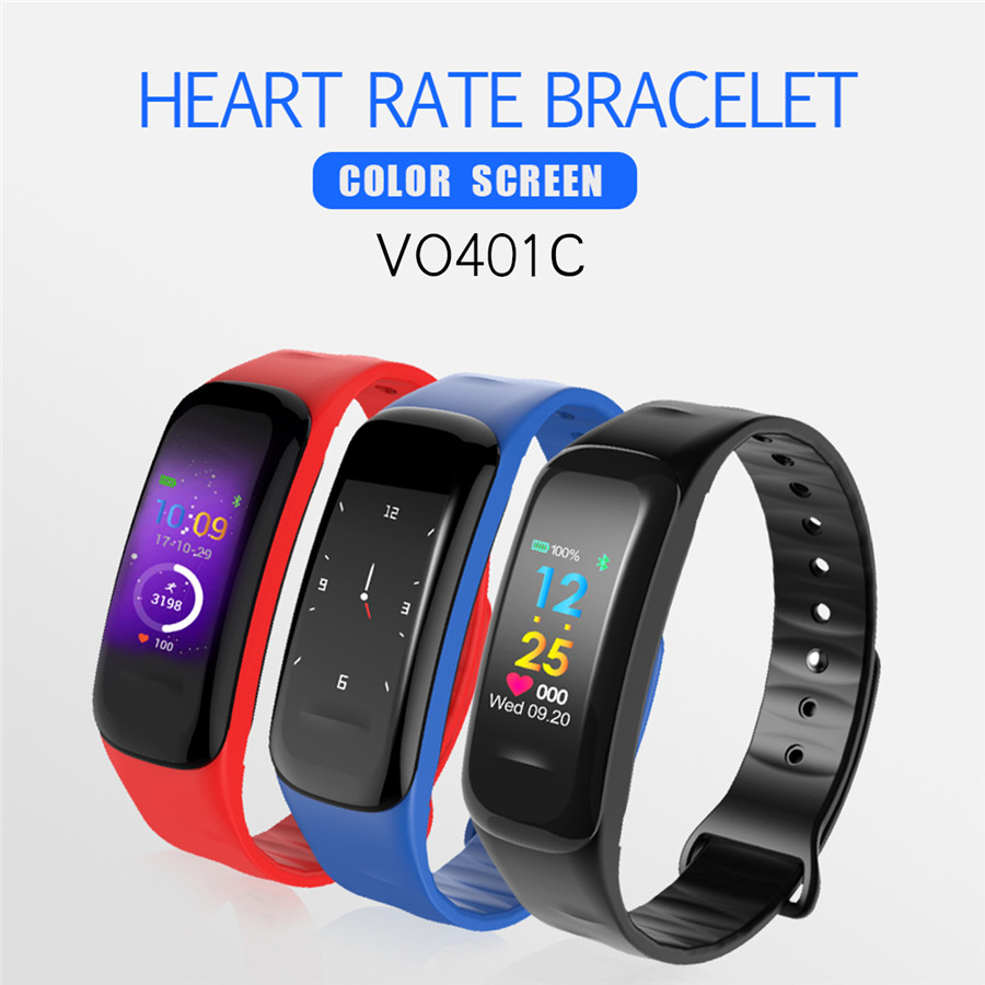 Image 2 - HORUG Smartband Smart Activity Tracker Activity Bracelet Smartband  Fitness Bracelet Fitness Tracker Electronic Health Monitor-in Smart Wristbands from Consumer Electronics