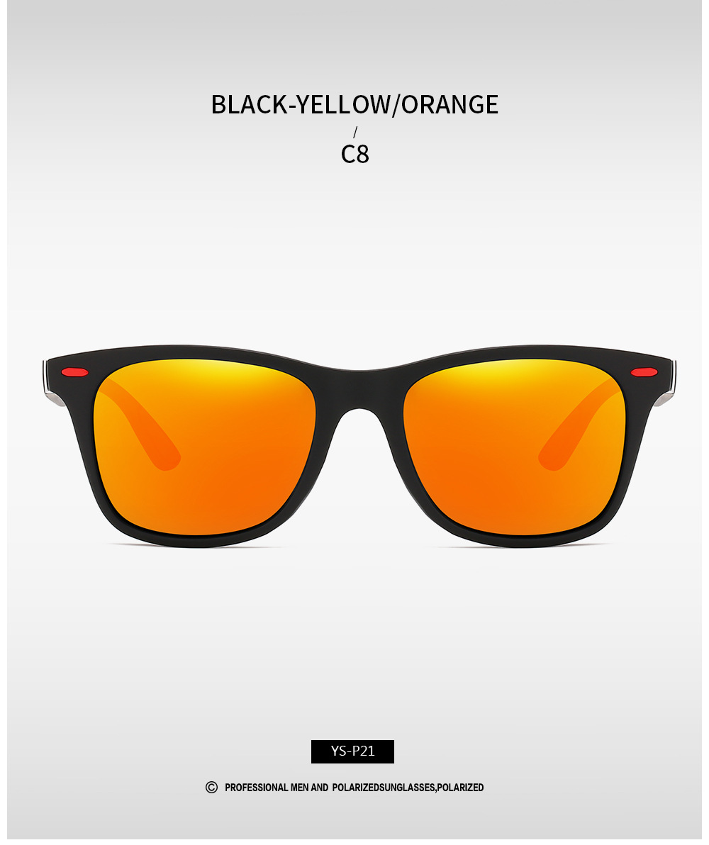 DJXFZLO Gafas de sol polarizadas 24