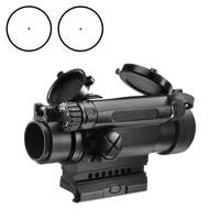 Aim Airsoft Air Guns Rifle Optic Sight M4 Red Dot Sight Tactical Reddot Scopes Hunting Riflescopes AO3032