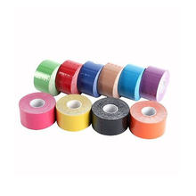 5M Sports Elastic Kinesiology Tape Roll Physio Muscle Strain Injury Support Tool FH99(China)