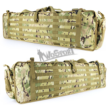Durable 115cm Tactical Outdoor Bags 600D Oxford Feature Pack Military Army Airsoft CS War Game Rifle Functional Bag