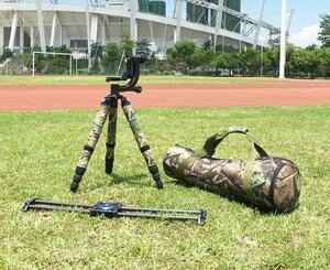 Image 4 - 新しい 65 70 75 80 90 100 センチメートル三脚バッグ一脚のためのマンフロットジッツオ思鋭 Benro BJX030702