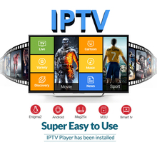 купить Arabic IPTV M3U Europe IPTV Belgium Sweden France UK German Poland Spain Canada for h96 max smart TV Box android box по цене 273.22 рублей