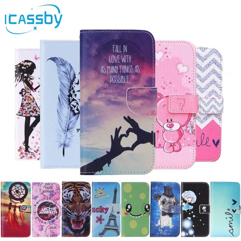 Galleria fotografica Phone Etui For Coque Samsung Galaxy J7 Case Leather Wallet Flip Cover For Samsung J7 2015 J700 J700F Dual Sim Housing Capinha