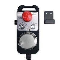 Universal CNC Router Hand Wheel 4 Axis MPG Pendant Handwheel Emergency Stop Siemens FAGOR GSK