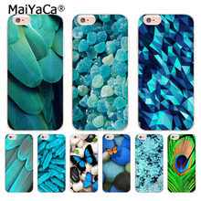 Maiyaca Pirus Batu Flora Bulu Hot Fashion Menyenangkan Dinamis Ponsel Case untuk iPhone 6 6 S 7 7 Plus 8 8 PLUS 5 5S 5C Case(China)