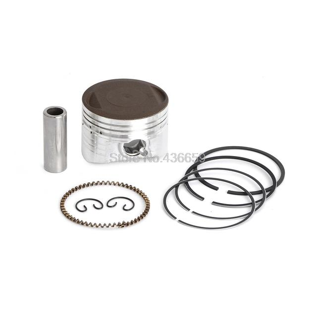 Piston Rings Kit 56.5mm 150cc For Dirt Pit Bike Lifan 1P56FMJ Engine Moto Part