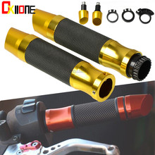 For YAMAHA XMAX X-MAX X MAX 125 200 250 300 400 NMAX 155 22mm 7/8 Motorcycle Motorbike handlebar Rubber Grips 7 colors