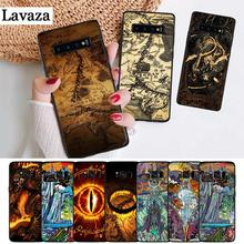 Lavaza The Lord of Rings the one ring Silicone Case for Samsung S6 Edge S7 S8 Plus S9 S10 S10e Note 8 9 10 M10 M20 M30 M40