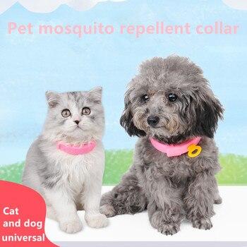 Collier répulsif Anti Moustiques pour animal de compagnie chat ou chien