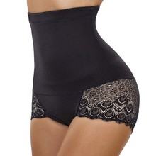 Women High Waist Body Shapers Lingerie Sexy Seamless Tummy Slimming Briefs Shapewear Girdle Underwear Trainer