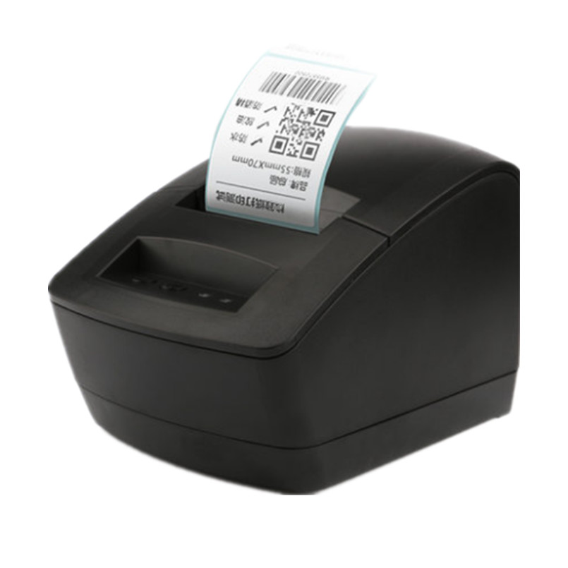Haute qualité thermique code à barres autocollant imprimante Qr code l'étiquette non-séchage code à barres POS imprimante magasin de détail supermarché imprimante