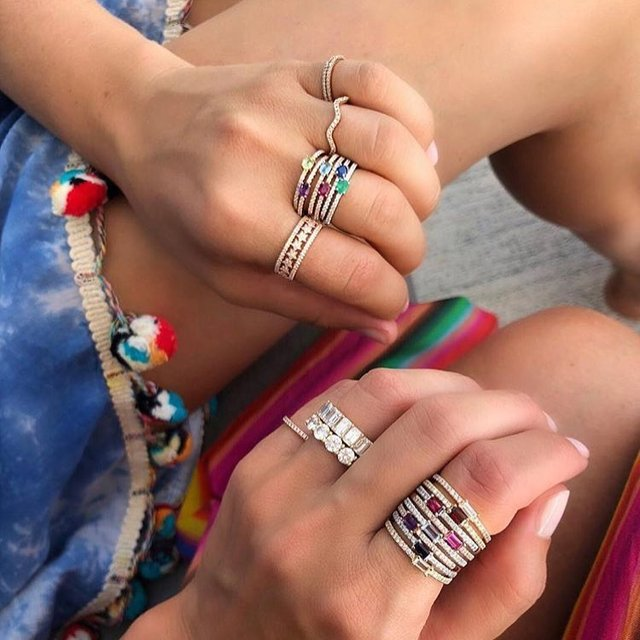 Купить кольцо с камнем талисманом для девочек и женщин подарок на день