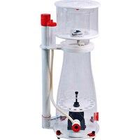 Пузырь Magus фильтр с пузырьками 5 внутренний конус сепаратор белка отстойник насос соленой воды Подводный, для аквариума риф иглы колеса Вент