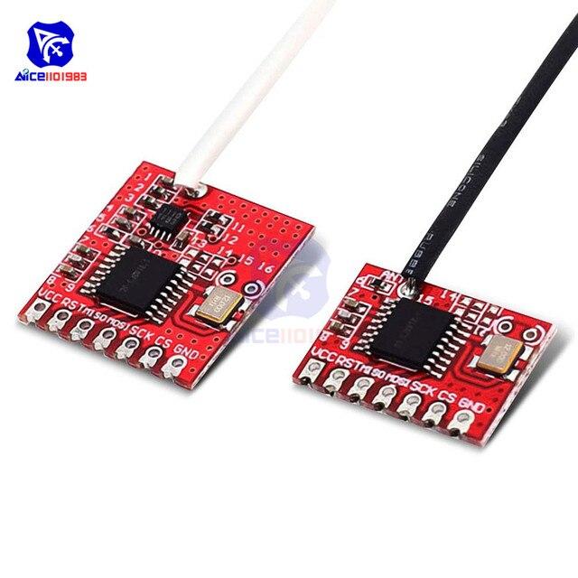 2.4G 400M émetteur et récepteur sans fil émetteur récepteur Module GWB T400 IIC SPI Interface pour Arduino télécommande jouets