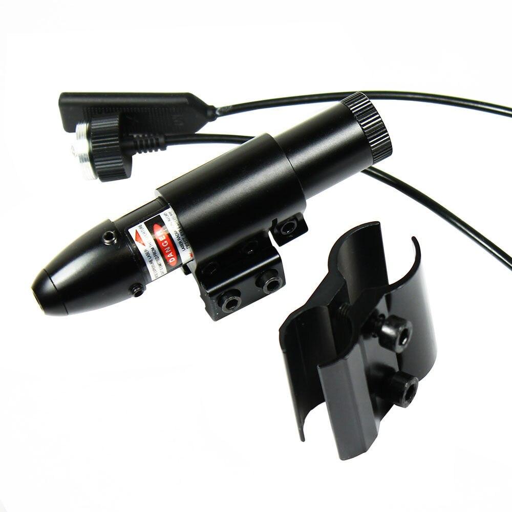 무료 배송 소형 택시 레드 & 그린 레이저 시력 배럴 마운트 및 20mm / 11mm 레일 마운트 사냥