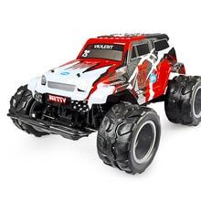 Новые fc118 4ch 45 см Длина Большой Масштаб дистанционного управления Monster Truck внедорожника rc большие колеса автомобиля игрушка Рождественский подарок