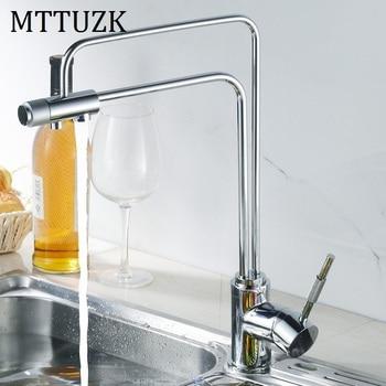 Free shipping !3 Way Kitchen mixer tap. mixer kitchen.drinking water faucet.Basin faucet.1pcs/lot