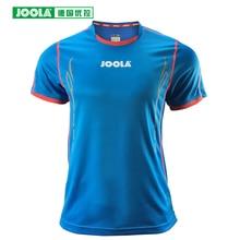 JOOLA short sleeve Table Tennis shirt Badminton Game Shirt Young Men Quick Dry Sportswear ping pong Clothing for men and women