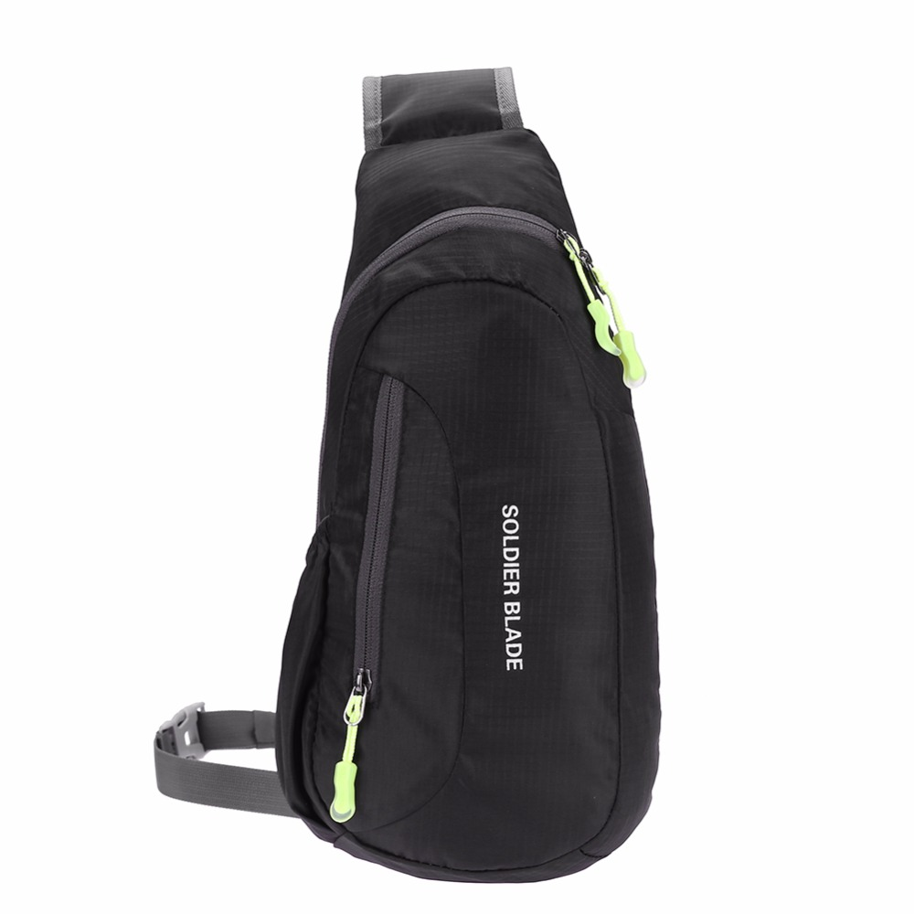 Men Female Chest Bag Casual Functional Fanny Bag Waist Bag Nylon Waterproof Money Phone Belt Bag bolsas feminina Chest Pack New