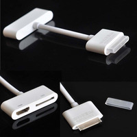 1080P Dock Connector To HDMI Adapter AV Cable HDTV TV For IPhone 4 4s For IPad