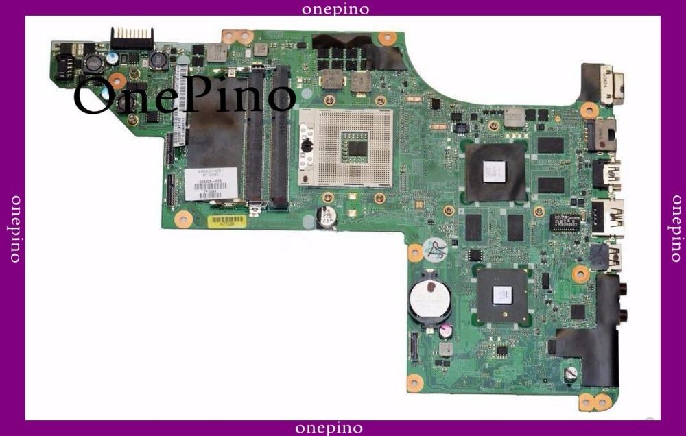 Stock 615307-001 605320-001 fit pour HP DV7-4000 5650/1G Carte Mère s989 31LX6MB61H fuly testé