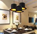 Hot sale 110v/220v Top Hat Pendant Lights aluminum Hat light for Kitchen D26cm*H17cm Creative Pendant Lamp for Coffee shop Bar