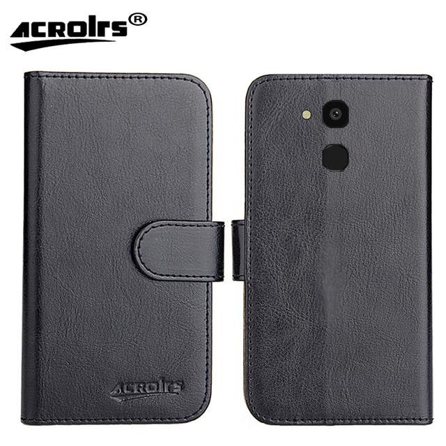 Vernee M5 Case 2017 6 Colors Dedicated Flip Leather Exclusive 100% Special Phone Cover Cases Card Wallet+Tracking