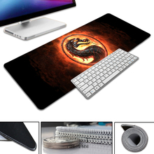 Fashion Seller Mortal kombat Mouse Pad 2017 New Large Pad to Mouse Notbook Computer Mousepad Gaming Mouse Mats to Mouse Gamer