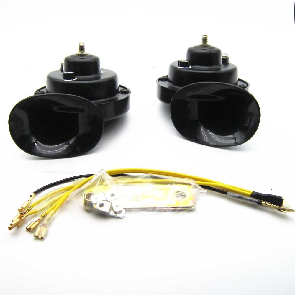 Oem 2pcs 12v car dual tone electric horn loud speaker 3c oem 2pcs 12v car dual tone electric horn loud speaker 3c certification suitable for small cars dl161860b in multi tone claxon horns from automobiles xflitez Images