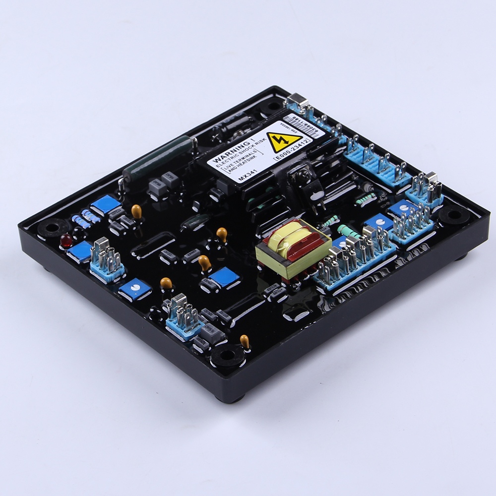medium resolution of generator permanent magnet avr mx341ac automatic voltage regulator integrated circuit board diesel chinese generator parts in voltage regulators stabilizers