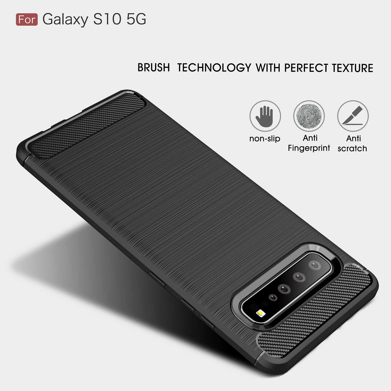 Coque Samsung Galaxy S10 Plus Secure Armor Serie Anti
