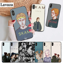 Lavaza Norwegian tv SKAM Luxury Coque Silicone Case for iPhone 5 5S 6 6S Plus 7 8 11 Pro X XS Max XR