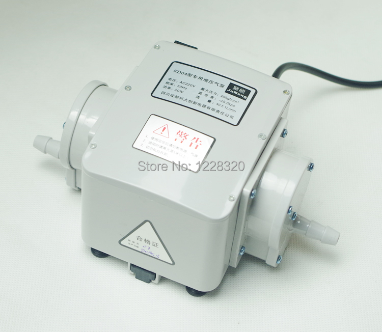0 20W Adjustable Natural gas, biogas, Coal gas booster pump