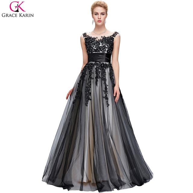 Grace karin real photo lace apliques mãe da noiva vestidos mãe vestidos abendkleider vestidos pará madre del novio cinza