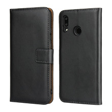 цены Leather Wallet Case For Huawei Nova 3 3i Magnetic Card Stand Flip Cover For Huawei Nova3i 3 2 ,Nova 2 Plus Accessory Coque Etui
