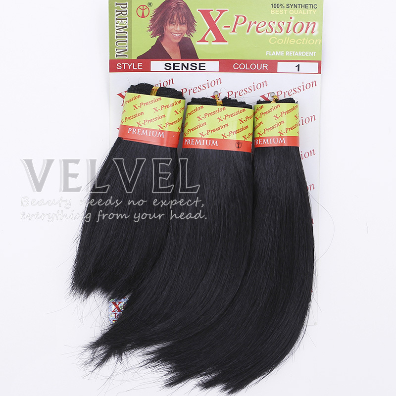 1pctoyokalon quality xpression sense hair weft 5 7 color1 1pctoyokalon quality xpression sense hair weft 5 7 color1 synthetic hair extensions short synthetic hair weave expression on aliexpress alibaba pmusecretfo Images