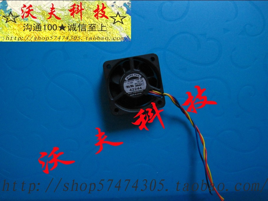 Computer & Office Precise For Hdf4020l-12hhb-50a 4020 12v 0.18a Cooling Fan Aromatic Flavor Fan Cooling