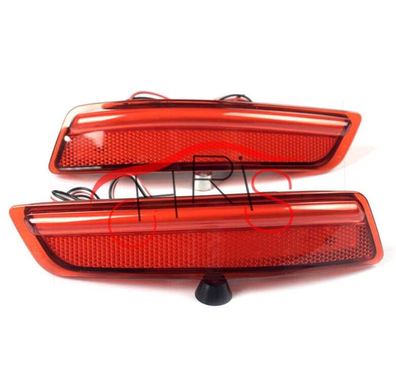 Красный Задний Бампер Свет Для Lexus Хвост Тормозные Огни